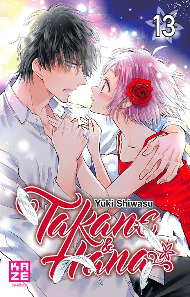Takane & Hana t.13 |