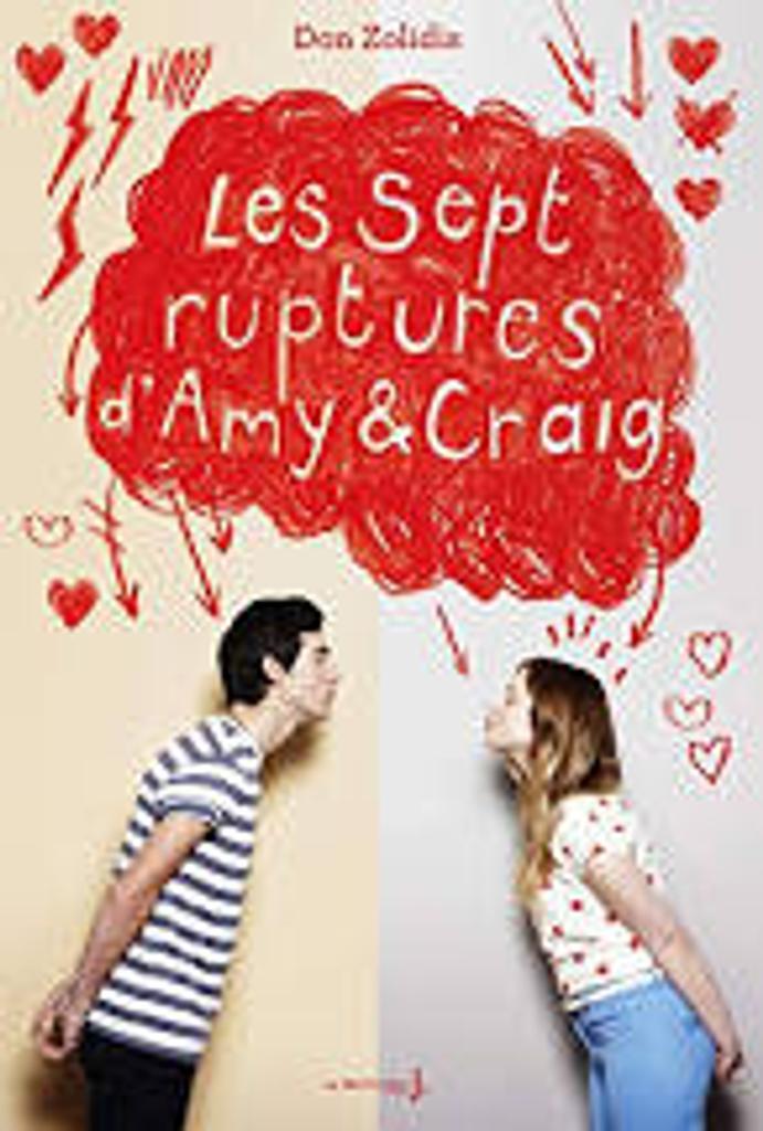 Les sept ruptures d'Amy et Craig  |
