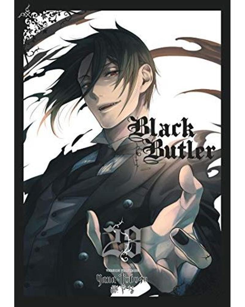Black Butler t.28 |