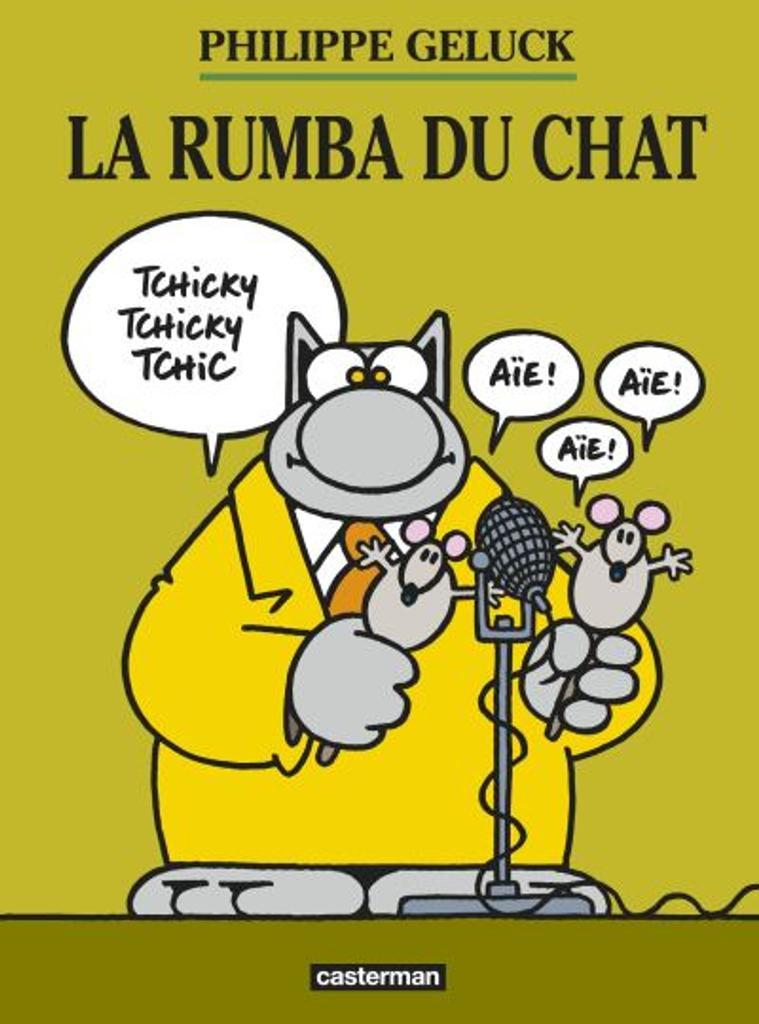 Le Chat t.22 : La rumba du Chat |