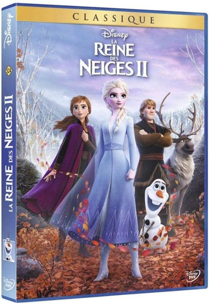 La Reine des neiges II [DVD] |