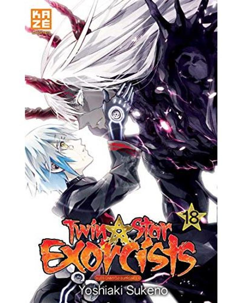 Twin Star Exorcists t.18 |