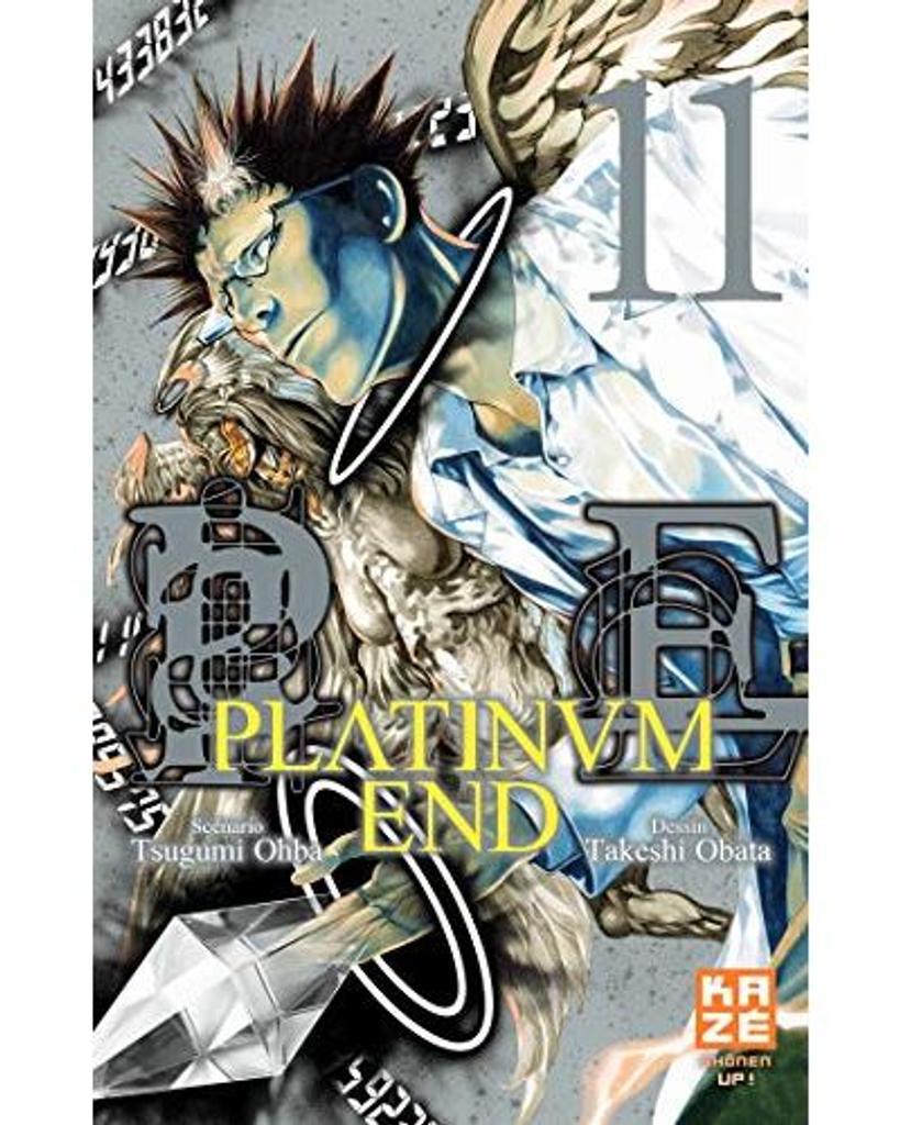 Platinum End t.11 |