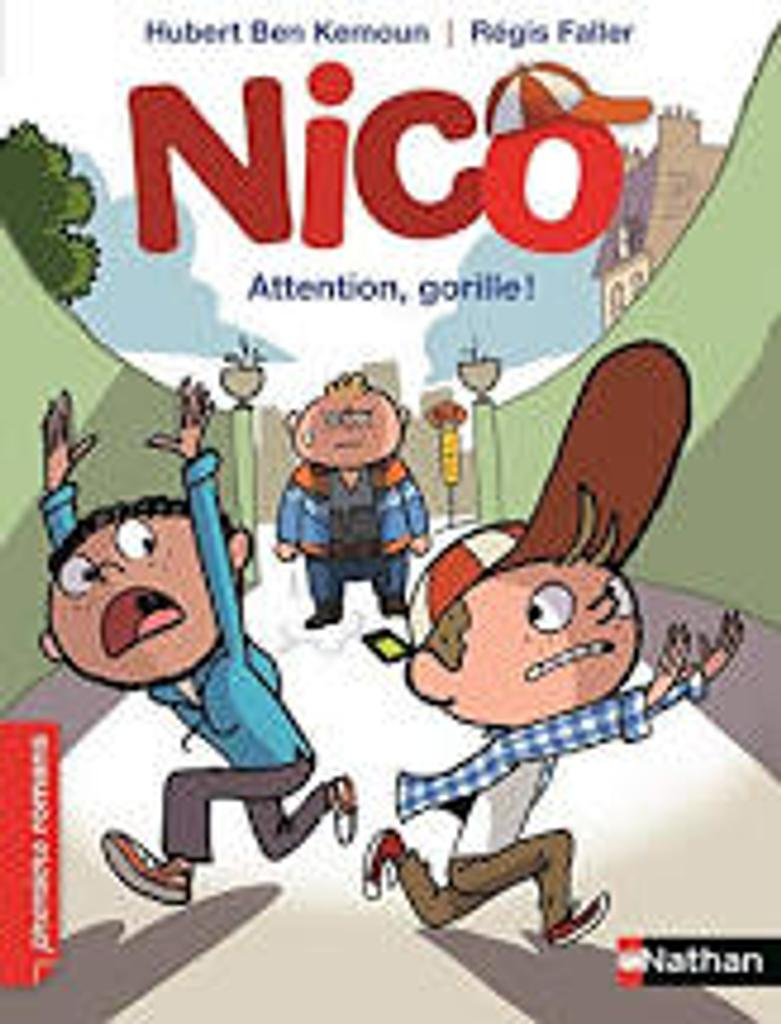Nico : Attention, gorille !  |