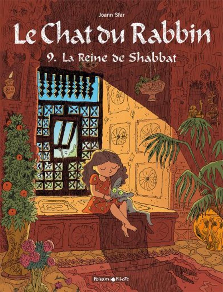 Le chat du rabbin t.09 : La Reine de Shabbat |