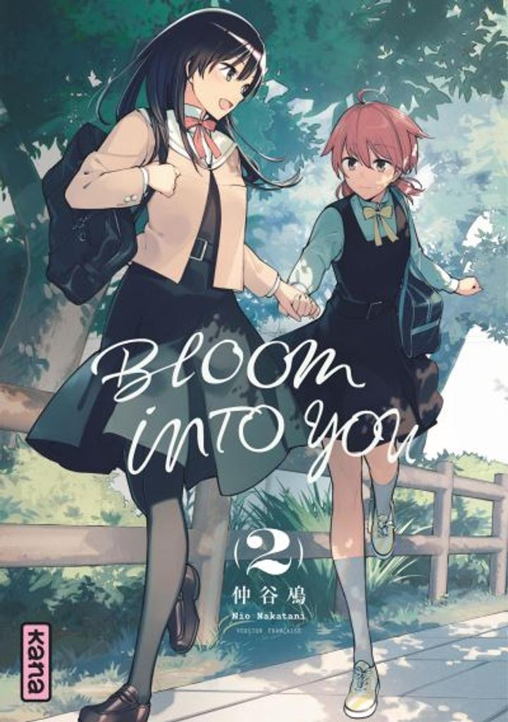 Bloom into you t.02 |