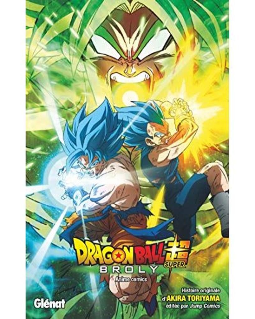 Dragon Ball Super Broly |