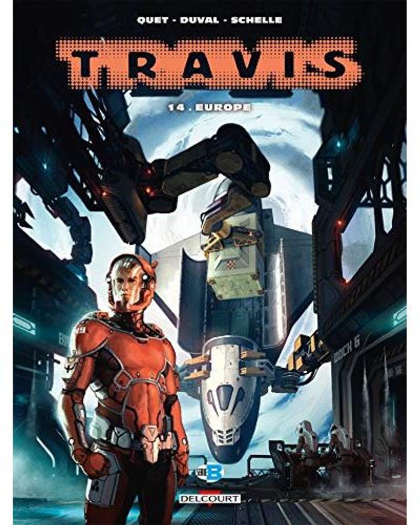 Travis t.14 : Europe |
