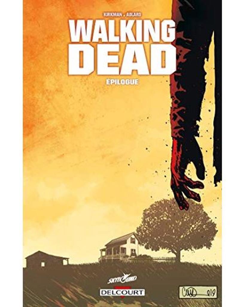 Walking dead t.33 : Epilogue |