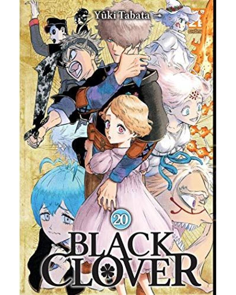 Black Clover t.20 |