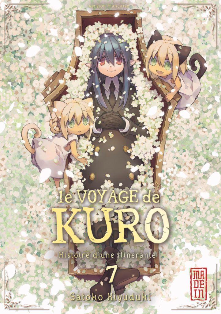 Voyage de Kuro t.07 : Histoire d'une itinérante |