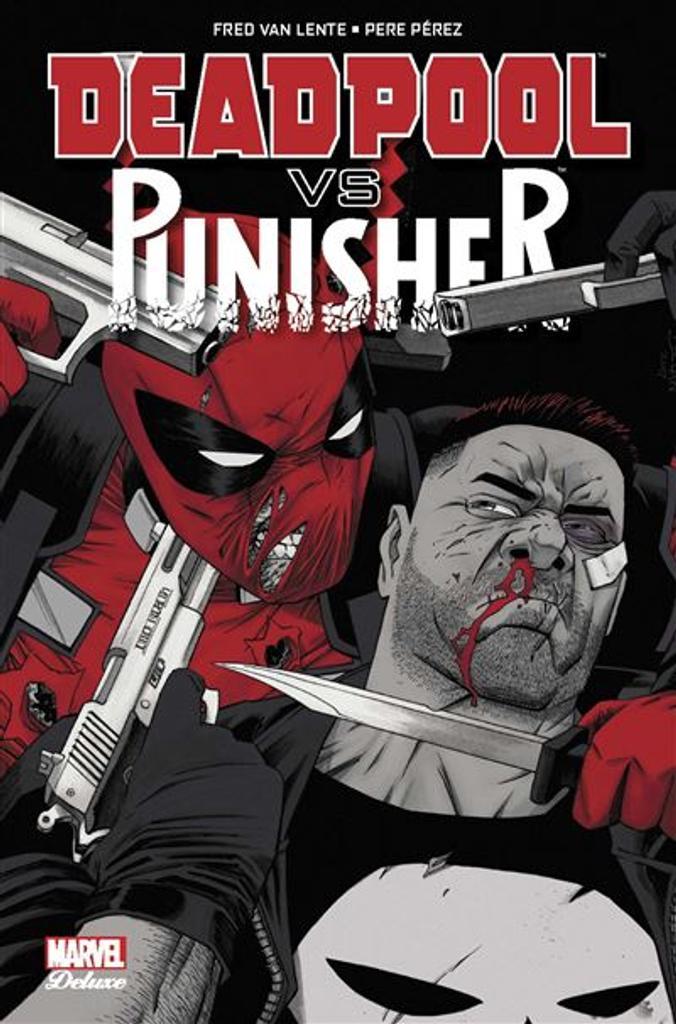 Deadpool VS Punisher |