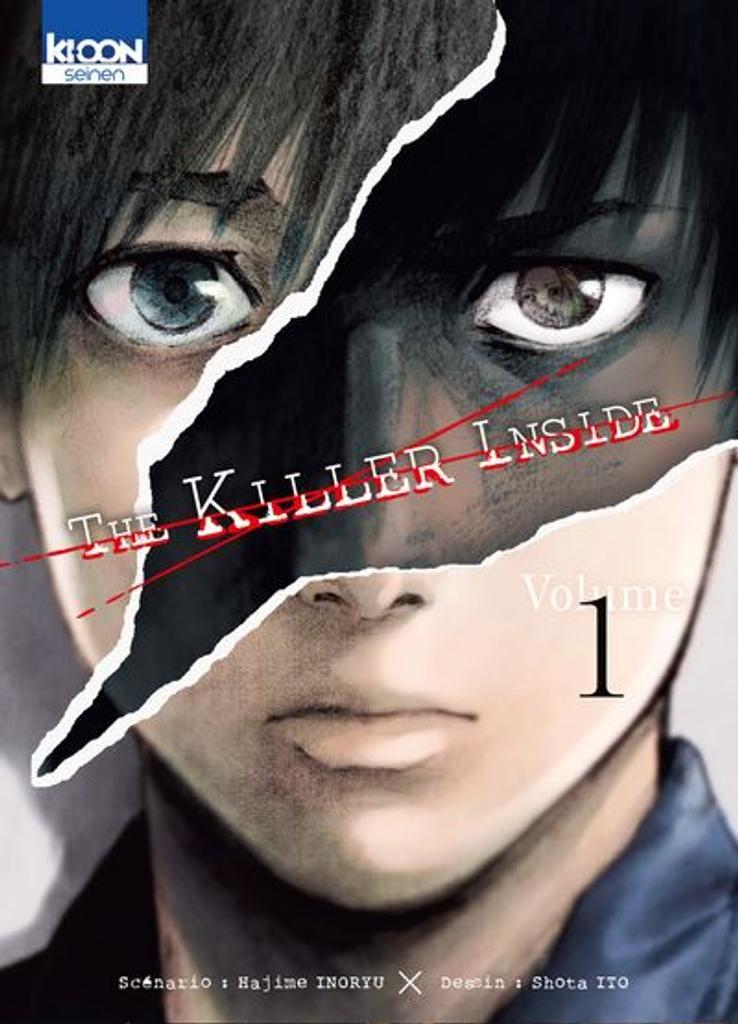 The Killer inside t.01 |