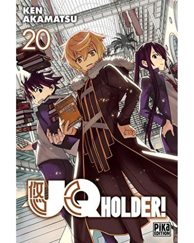 UQ Holder t.20 |