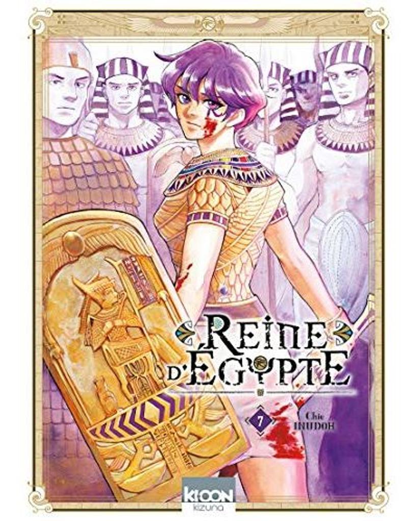 Reine d'Egypte t.07 |