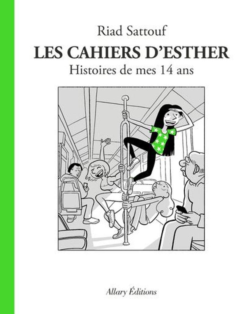 Les Cahiers d'Esther t.05 |