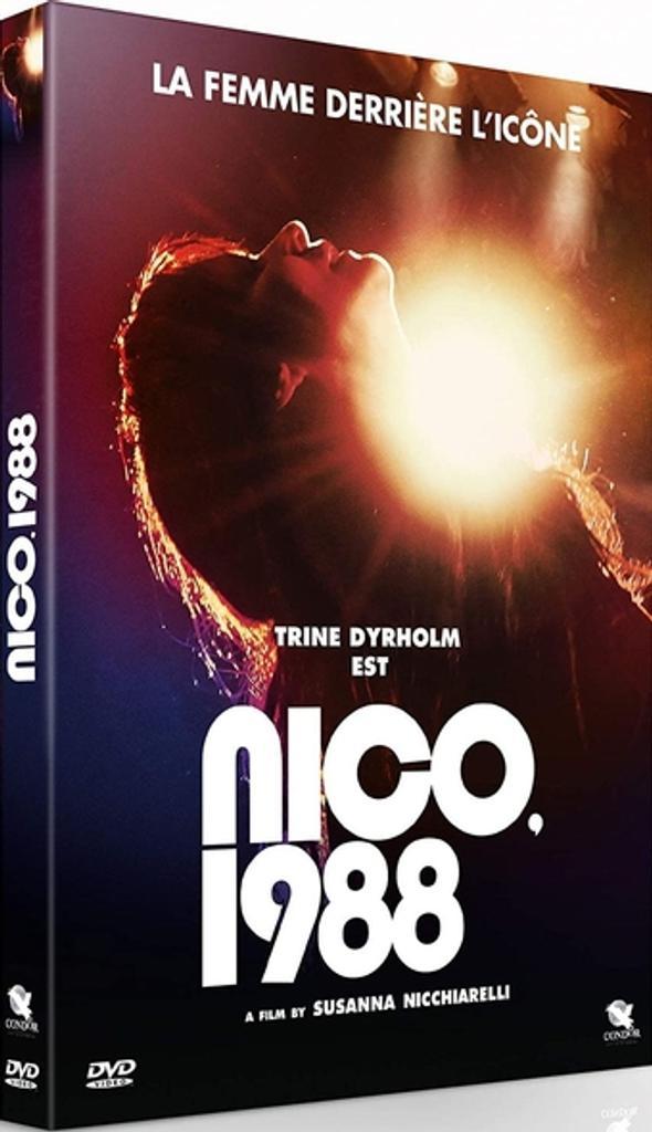Nico, 1988 [DVD] : La femme derrière l'icône / Susanna Nicchiarelli  |