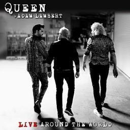 Live around the world [CD+Blu-ray] / Queen + Adam Lambert   Lambert, Adam