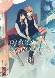 Bloom into you t.03 | Nakatani, Nio. Auteur