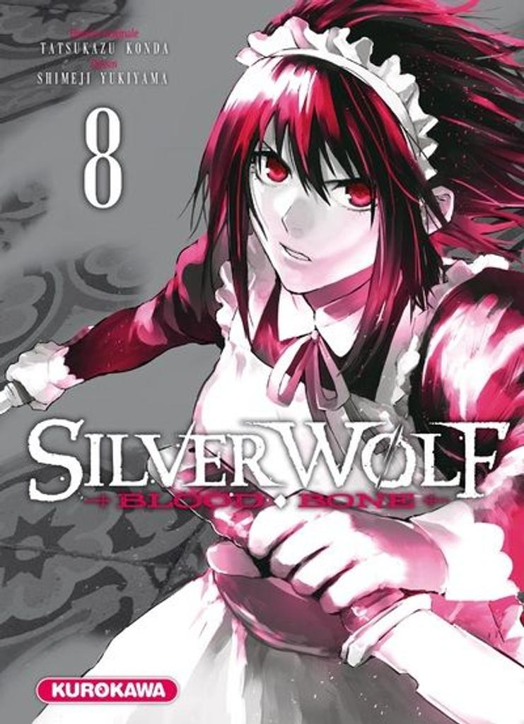 Silver Wolf t.08 : Blood Bone |