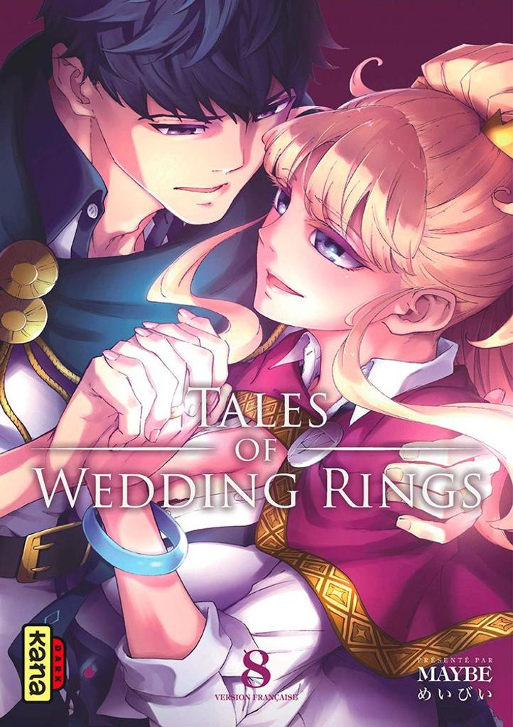 Tales of wedding rings t.08 |