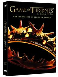 Game of Thrones - Saison 2 : [5 DVD, 10 ép.] - Le Trône de Fer | Benioff , David