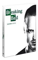 Breaking Bad - Saison 3 et 4 : [8 DVD, 26 ép.]   Gilligan , Vince . Scénariste