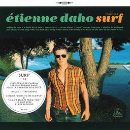 Surf [CD] : Volumes 1 & 2 / Etienne Daho | Daho, Étienne (1956-....)