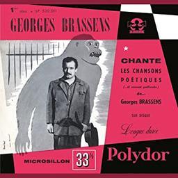 George brassens n°1 - La Mauvaise Réputation : [1953] | Brassens, Georges - auteur, compositeur, interprète