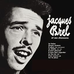 Jacques Brel n°1 - Jacques Brel et ses chansons - [1954] | Brel, Jacques - Auteur-compositeur-interprète