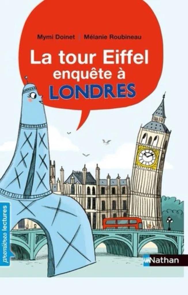 La tour Eiffel enquête à Londres |