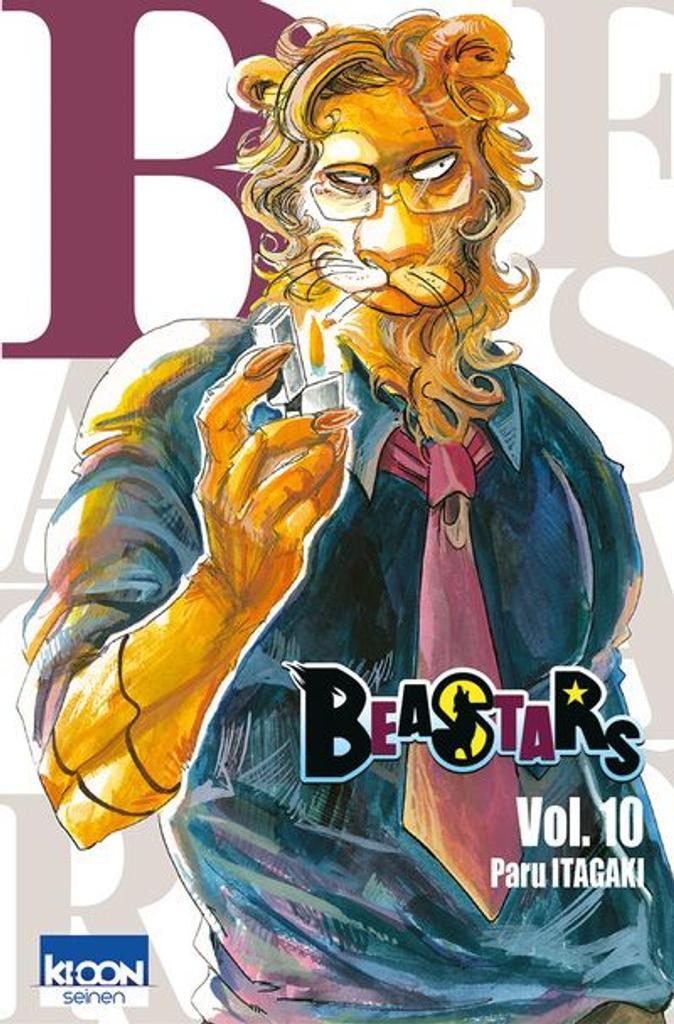 Beastars t.10 |