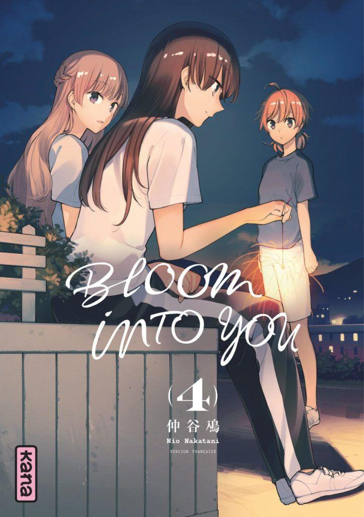 Bloom into you t.04 |