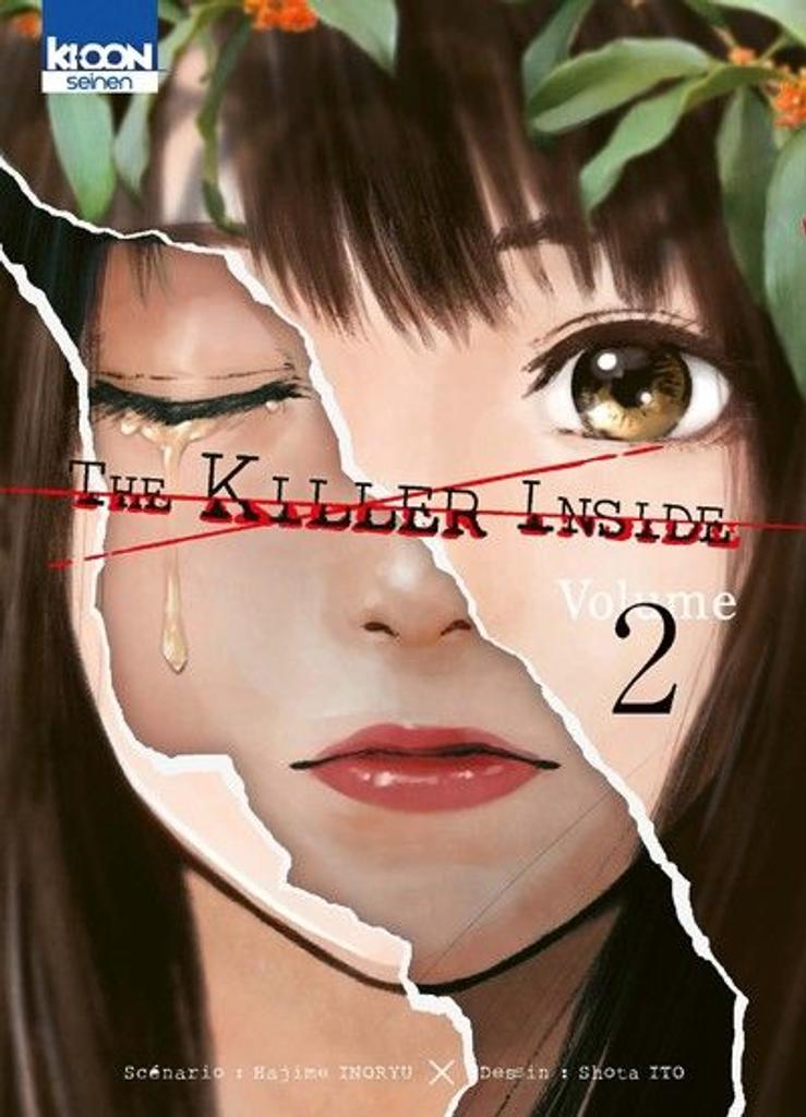 The Killer inside t.02 |