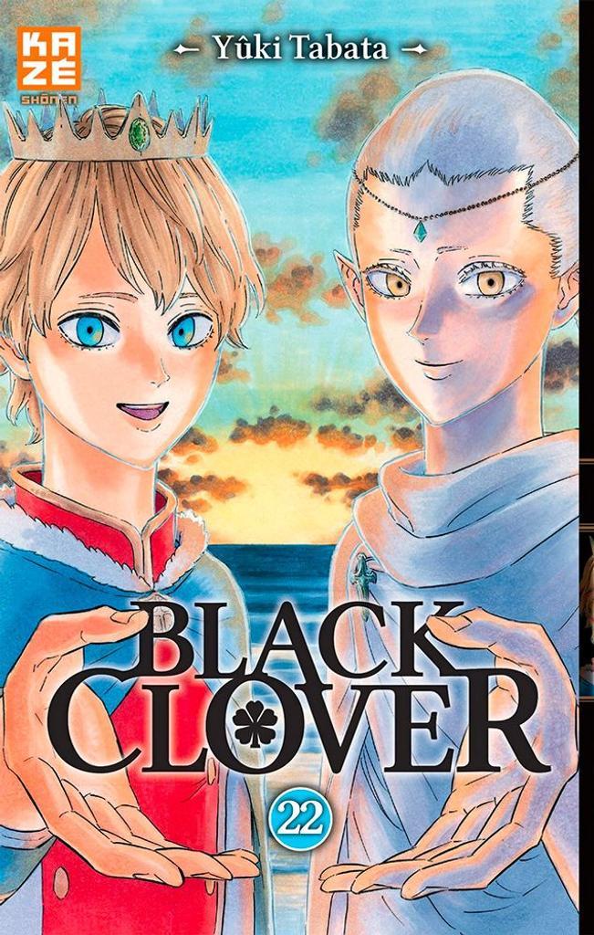 Black Clover t.22 |