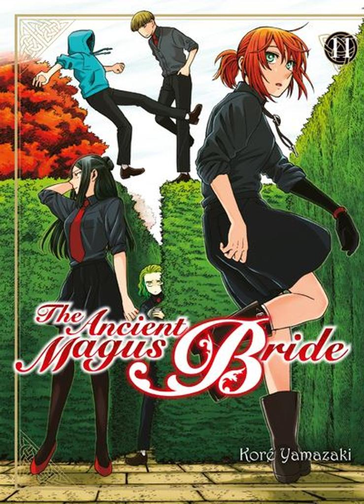 The Ancient Magus Bride t.11 |