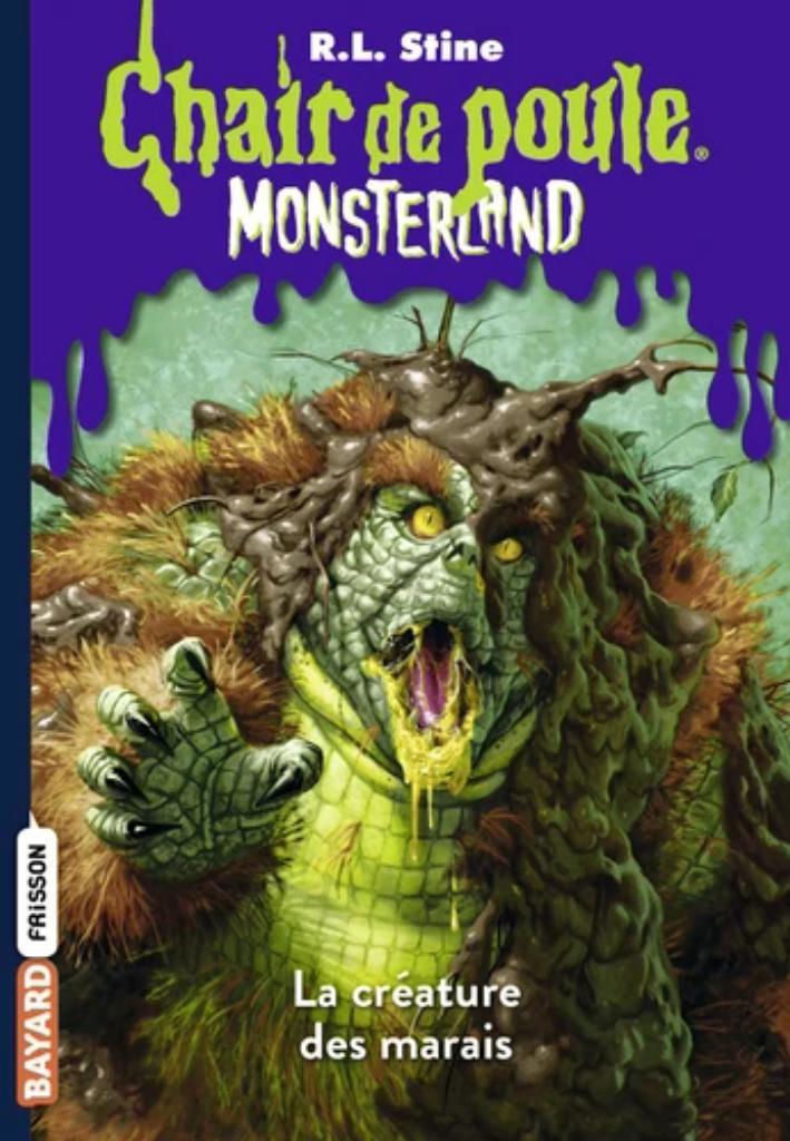 Monsterland : la créature des marais |