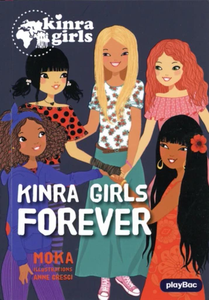 Kinra girls t.26 : Kinra girls forever |