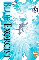 Blue Exorcist t.24 | Kato, Kazue. Auteur