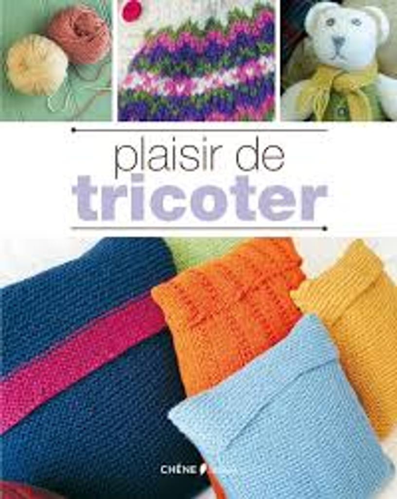 Plaisir de tricoter |