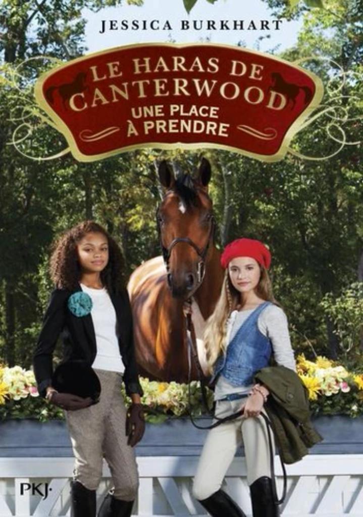 Le Haras de Canterwood t.14 : une place à prendre |