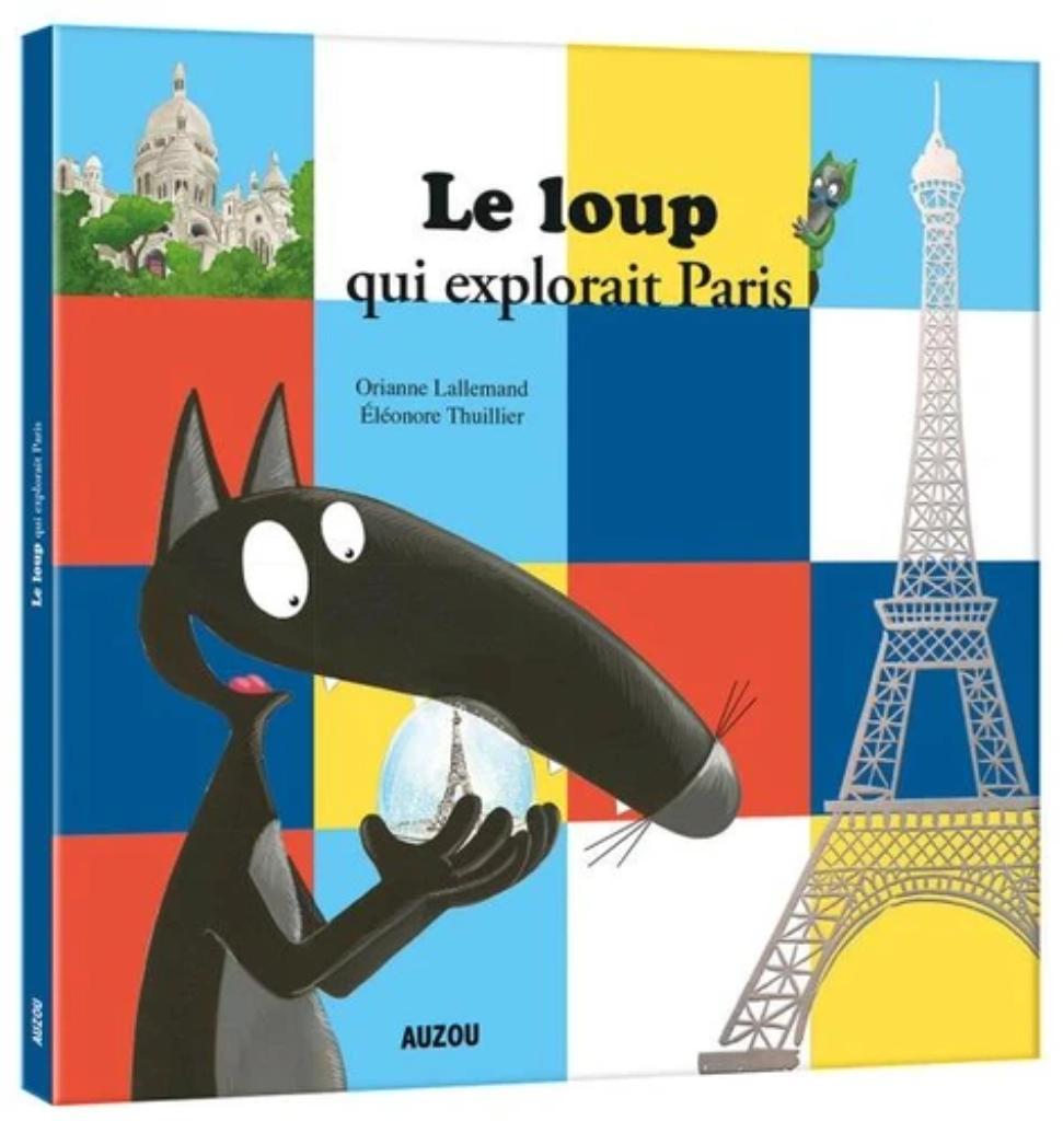 Le loup qui explorait Paris |