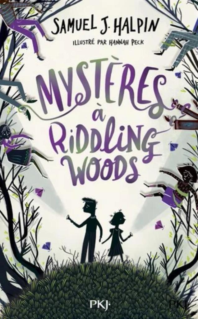 Mystères à Riddling Woods |