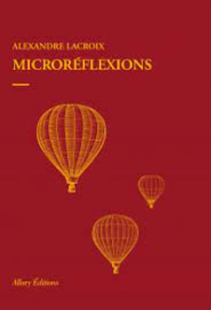 Microréflexions |