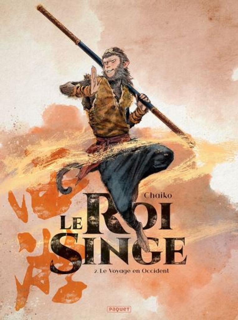 Le Roi Singe t.02 : Le Voyage en Occident |