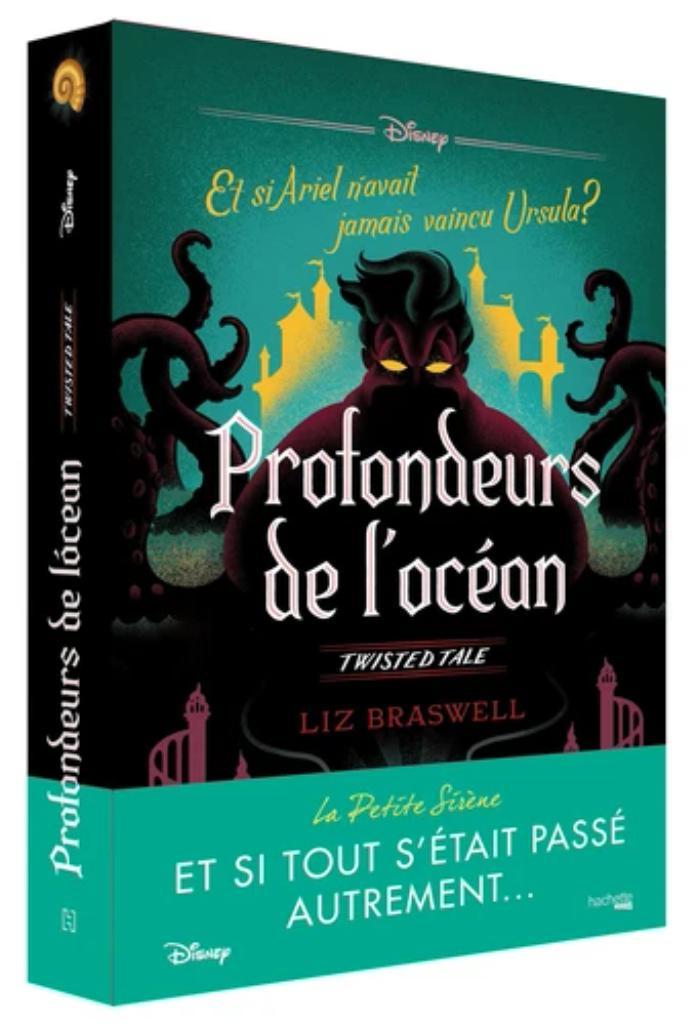 Profondeurs de l'océan : et si Ariel n'avait jamais vaincu Ursula ? |