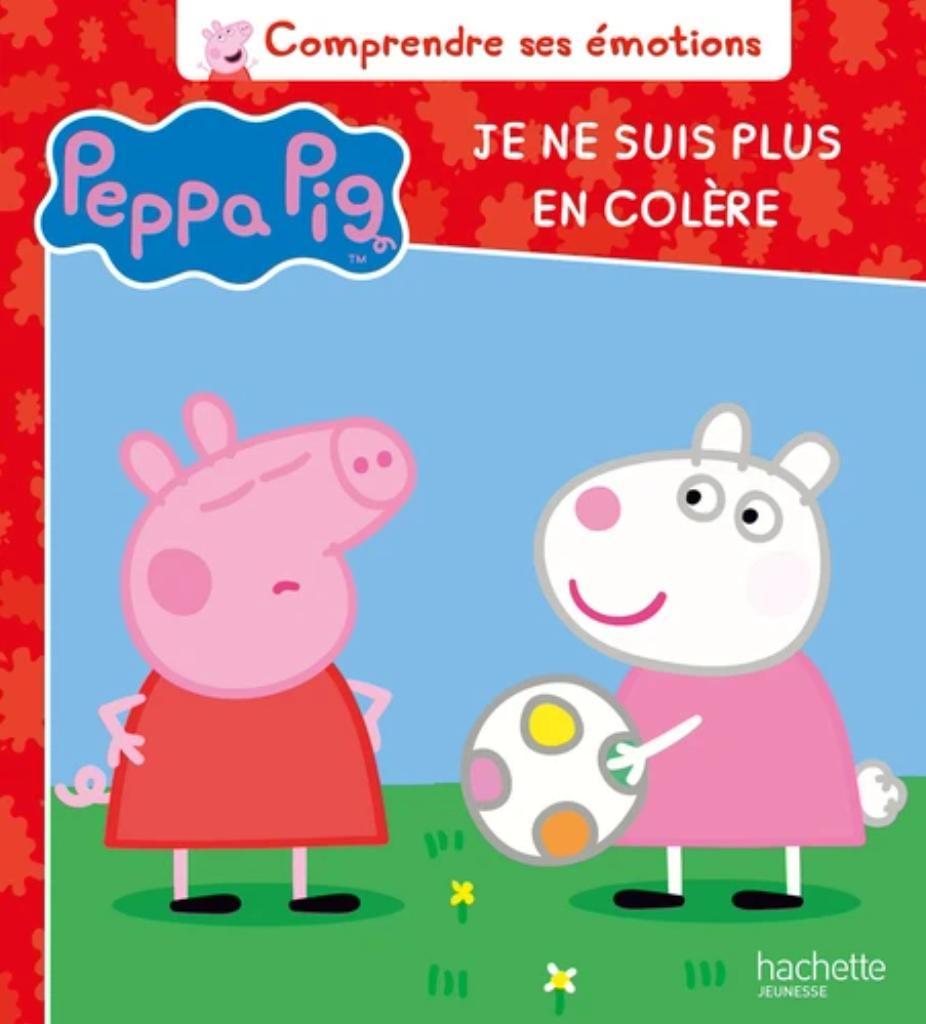 Peppa Pig : je ne suis plus en colère |