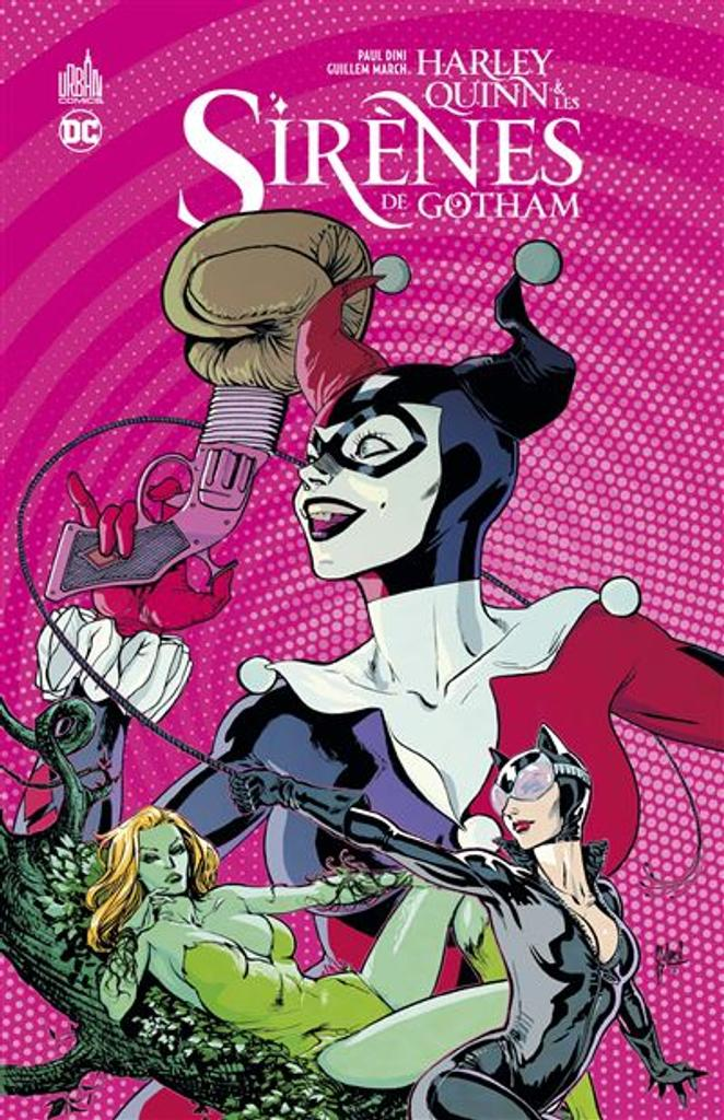 Harley Quinn & les Sirènes de Gotham |