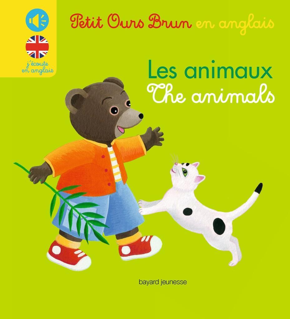 Petit Ours Brun en anglais : Les animaux - The animals |
