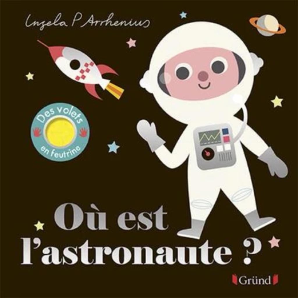 Où est l'astronaute ? |